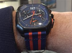 Mat L. verified customer review of NATO Strap - 22MM GX1-A  & GX Base Compatible