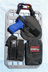 Braden L verified customer review of Rigid Insert Panel MOLLE (RIP-M) for 5.11 Tactical Rush 24 - 10.75in x 17in