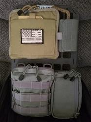 MATTHEW A. verified customer review of Rigid Insert Panel MOLLE (RIP-M) - 10.75in x 17in
