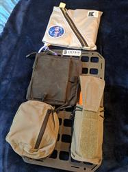 Patrick R. verified customer review of Rigid Insert Panel MOLLE (RIP-M) - 10.75in x 17in
