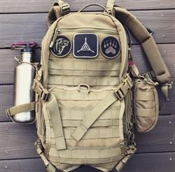 JM verified customer review of Rigid Insert Panel MOLLE (RIP-M) for 5.11 Tactical Rush 24 - 10.75in x 17in