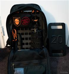 Dan verified customer review of Rigid Insert Panel MOLLE (RIP-M) for GoRuck GR1 26L - 10.75in x 19in