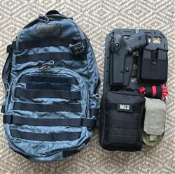 Bishop Sweetwater verified customer review of Rigid Insert Panel MOLLE (RIP-M) for 5.11 Tactical Rush 12 - 9.25in x 17in