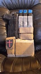 Les A. verified customer review of Rigid Insert Panel MOLLE (RIP-M) for 5.11 Tactical Rush 12 - 9.25in x 17in