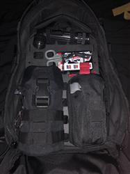 Andrew K. verified customer review of Rigid Insert Panel MOLLE (RIP-M) for 5.11 Tactical Rush 12 - 9.25in x 17in