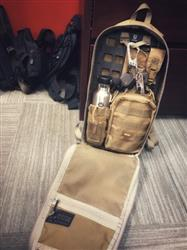 Anonymous verified customer review of Rigid Insert Panel MOLLE (RIP-M) for 5.11 Tactical Rush 12 - 9.25in x 17in