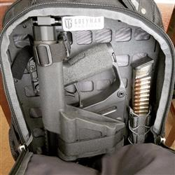 Rigid Insert Panel MOLLE (RIP-M) - 12.25in x 17in