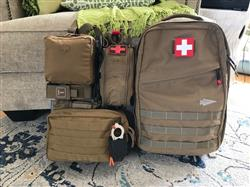 Scott D. verified customer review of Rigid Insert Panel MOLLE (RIP-M) - 12.25in x 17in
