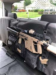 Sandy T. verified customer review of Rigid Insert Panel MOLLE (RIP-M) - 25.75in x 15in