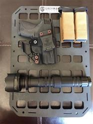 John verified customer review of Rigid Insert Panel MOLLE (RIP-M) - 10.75in x 15in
