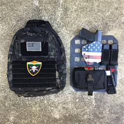 Alejo C. verified customer review of Rigid Insert Panel MOLLE (RIP-M) - 10.75in x 15in