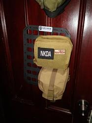Jessy verified customer review of Rigid Insert Panel MOLLE (RIP-M) - 10.75in x 15in