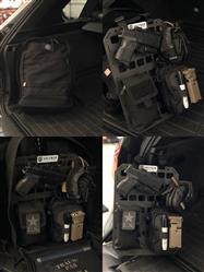 Michael J. verified customer review of Rigid Insert Panel MOLLE (RIP-M) - 10.75in x 15in