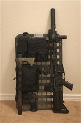 CW verified customer review of Rigid Insert Panel MOLLE (RIP-M) - 15.25in x 25in