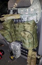 Jesse C. verified customer review of Rigid Insert Panel MOLLE (RIP-M) - 15.25in x 25in