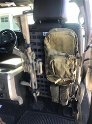 Jesse Wilson verified customer review of Rigid Insert Panel MOLLE (RIP-M) - 15.25in x 25in