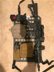 Rigid Insert Panel MOLLE (RIP-M) - 15.25in x 25in