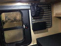 Anonymous verified customer review of Rigid Insert Panel MOLLE (RIP-M) 21.25in x 23in