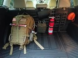Thomas F. verified customer review of Rigid Insert Panel MOLLE (RIP-M) For Pelican Case 1700 Lid - 13in x 34.75in