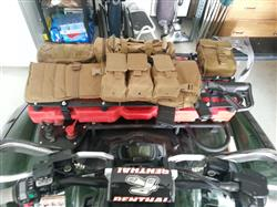 john s. verified customer review of Rigid Insert Panel MOLLE (RIP-M) For Pelican Case 1700 Lid - 13in x 34.75in