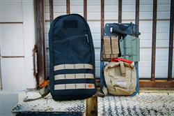 Anonymous verified customer review of Rigid Insert Panel MOLLE (RIP-M) for GoRuck Bullet 10L - 8.875in x 17in