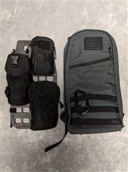 Raymond C. verified customer review of Rigid Insert Panel MOLLE (RIP-M) for GoRuck Bullet 10L - 8.875in x 17in