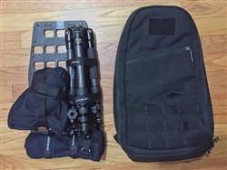 Brad G. verified customer review of Rigid Insert Panel MOLLE (RIP-M) for GoRuck Bullet 10L - 8.875in x 17in