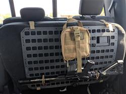 CHASE R. verified customer review of Rigid Insert Panel MOLLE (RIP-M) - 27.25in x 19in