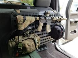 Carl V. verified customer review of Rigid Insert Panel MOLLE (RIP-M) - 27.25in x 19in