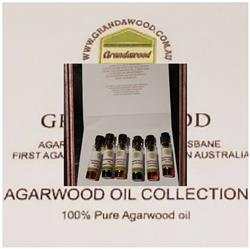 Evonne Z. verified customer review of Agarwood (Oud) Oil Sample Kit