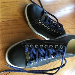 Michael M. verified customer review of Sapphire - Reflective Flat Laces 1.0