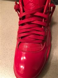 Tremere M. verified customer review of Red Waxed Shoe Laces
