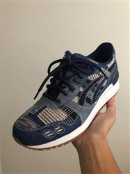 Shawn M. verified customer review of Navy Blue Rope Laces