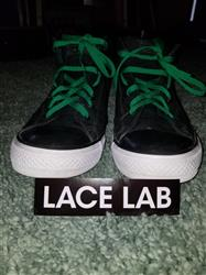 Adriana B. verified customer review of Kelly Green Shoe Laces