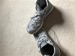 Light Grey Shoe Laces