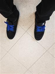 Bradenn M. verified customer review of Royal Blue Shoe Laces