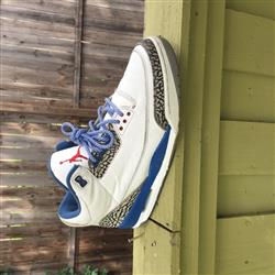 oscar g. verified customer review of Blue/White Rope Laces