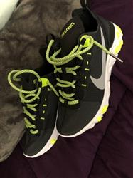 Krysan G. verified customer review of Volt 3M Reflective Rope Laces
