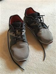 Rhonda N. verified customer review of Charcoal Grey Rope Laces