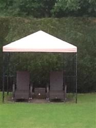 Canopy for 2.5m x 2.5m Patio Gazebo - Single Tier