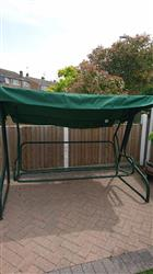 Rita F. verified customer review of Canopy for Flat Swing Hammock - 213cm x 122cm
