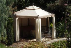 David C. verified customer review of Universal Side Panel Set for Hexagonal/Round 4m Patio Gazebo - Set of 6