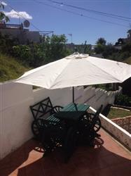 denise s. verified customer review of Canopy for 3m Round Cantilever Parasol/Umbrella - 8 Spoke