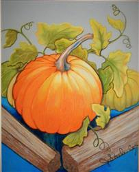 Joyce C. verified customer review of Jumpstart Level 3: Fall Pumpkin on Drafting Film