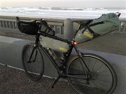 Ben M. verified customer review of Apidura Road Frame Pack - Large