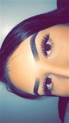 Sophie W. verified customer review of Eylure Texture Lashes 157