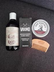 René A. verified customer review of Vigoro - Loción de Crecimiento Minoxidil 5%