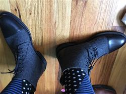 Augusto E. verified customer review of The Jack Boot in Black