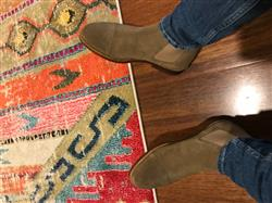 Gabriel D. verified customer review of The Outback Boot in Taupe