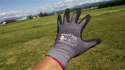 lester n. verified customer review of MaxiFlex® Ultimate™ 34-874 Nitrile Grip Work Gloves